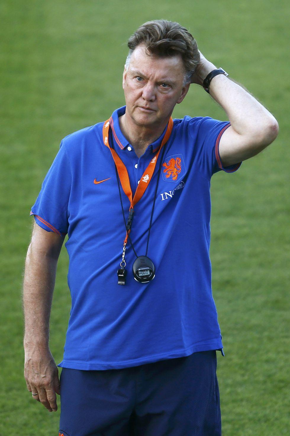 Holanda, con la prioridad de parar a Messi
