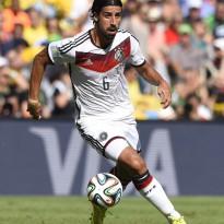 Khedira es el arma alemana para frenar a Messi