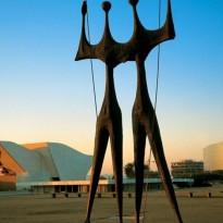 Brasilia, la capital que quiere abrirse al mundo