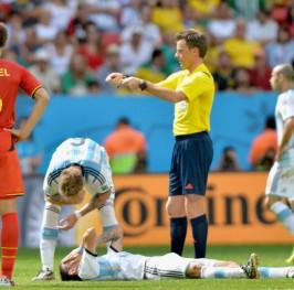 Angel Di María también se pierde lo que queda de Mundial