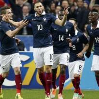 Francia busca la gloria ante una poderosa Nigeria