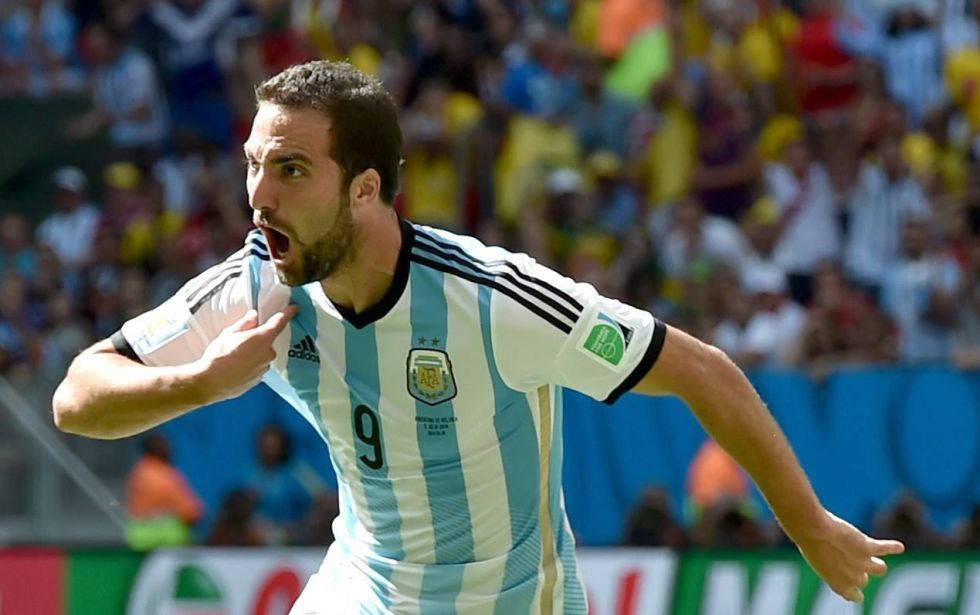 Argentina se impone a una indolente B?lgica