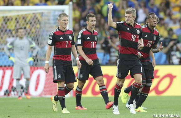 Argentina y Alemania buscan la gloria en Maracan