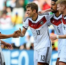 Alemania quiere dejar a Brasil sin su final