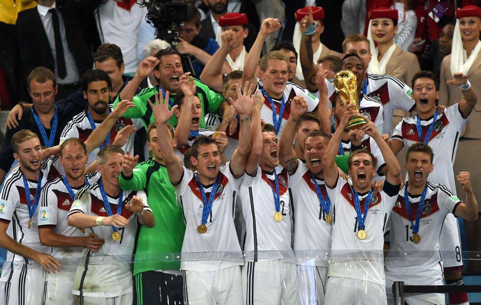 Gotze le da el Mundial a Alemania en la pr?rroga