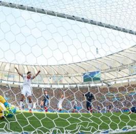 Alemania vence a Francia con lo mínimo