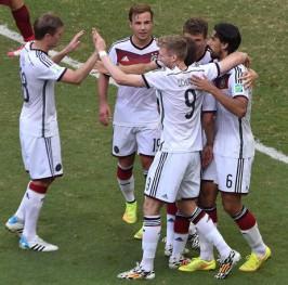 Alemania - Francia, duelo de gigantes en Maracaná