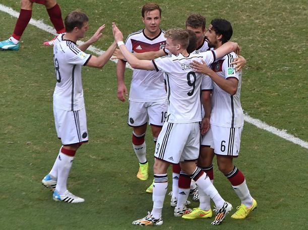 Alemania - Francia, duelo de gigantes en Maracan