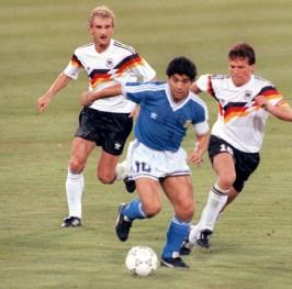 Argentina y Alemania, viejos conocidos en la final