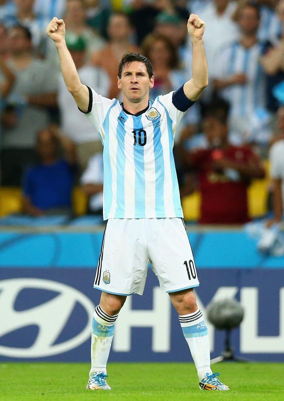 Argentina se impone a Bosnia pero sufre demasiado