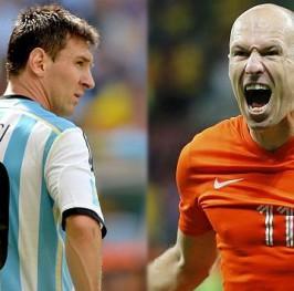 Argentina - Holanda, talento contra eficacia