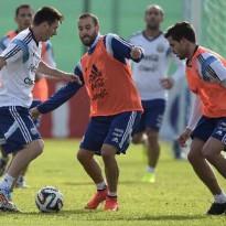 Argentina, en busca de la victoria y la confianza ante Irán