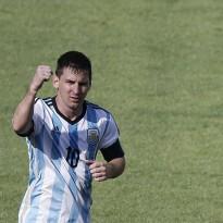 Messi salva a Argentina ante una sorprendente Irán
