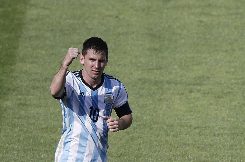 Messi salva a Argentina ante una sorprendente Ir