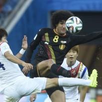 Bélgica consigue el pleno y pasa primera