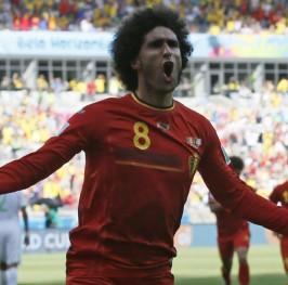 Bélgica remonta y evita el susto ante Argelia