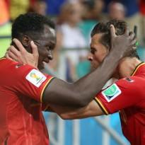 Lukaku rompe el muro de Howard y mete a Bélgica en cuartos