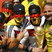 Brasil animará a Alemania para que Argentina no gane