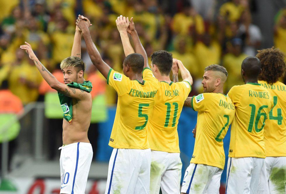 Brasil y M?xico vencen y pasan a octavos de final