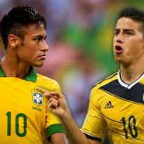 Brasil contra la calidad de James Rodríguez
