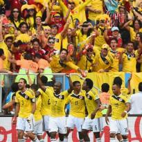 Colombia vence a Costa de Marfíl y ya está en octavos