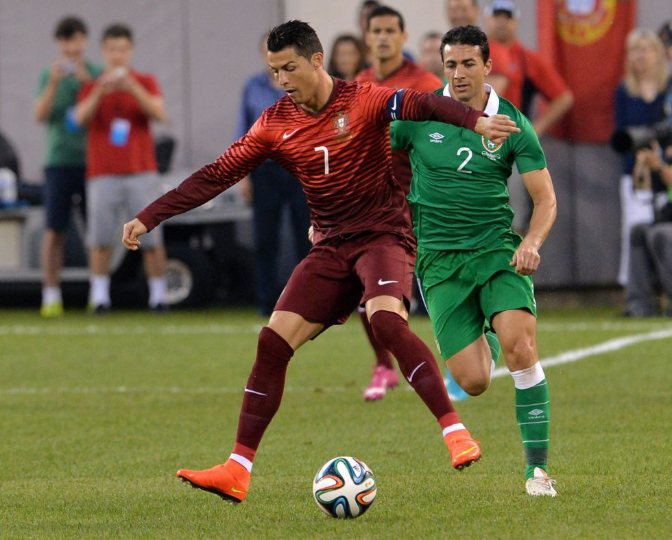 Un Cristiano en buena forma gu?a a Portugal a la victoria