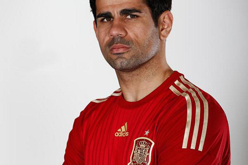 Diego Costa se ejercita con normalidad y apunta a titular