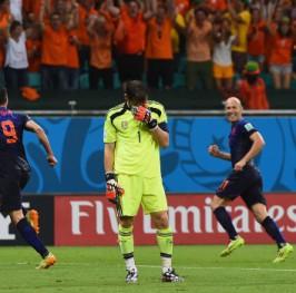 España termina su pesadilla ante Australia