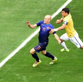 Brasil ni siquiera puede ganar a Holanda y queda cuarta en su Mundial
