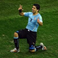 Uruguay y Luis Suárez rompen las ilusiones inglesas