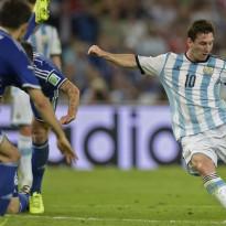 La carrera por la bota de oro, entre Messi y Muller