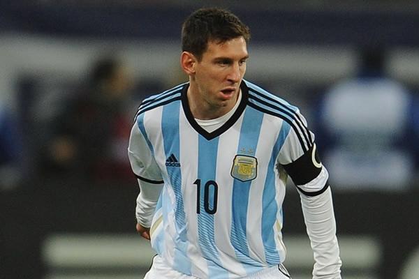 Argentina y Messi vuelven a sonreir