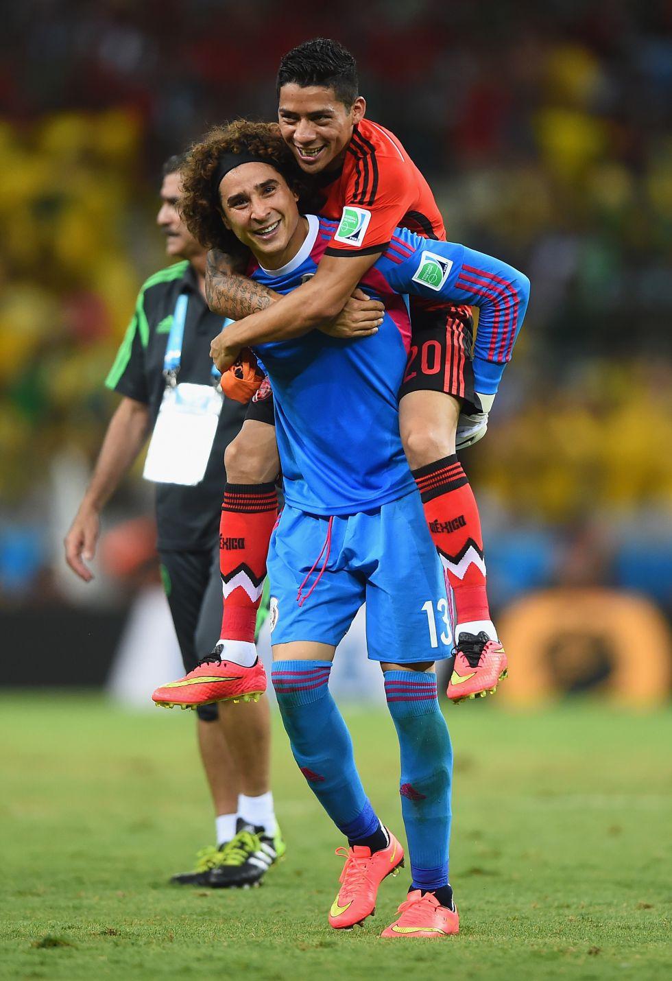 Brasil no puede pasar del empate ante M?xico