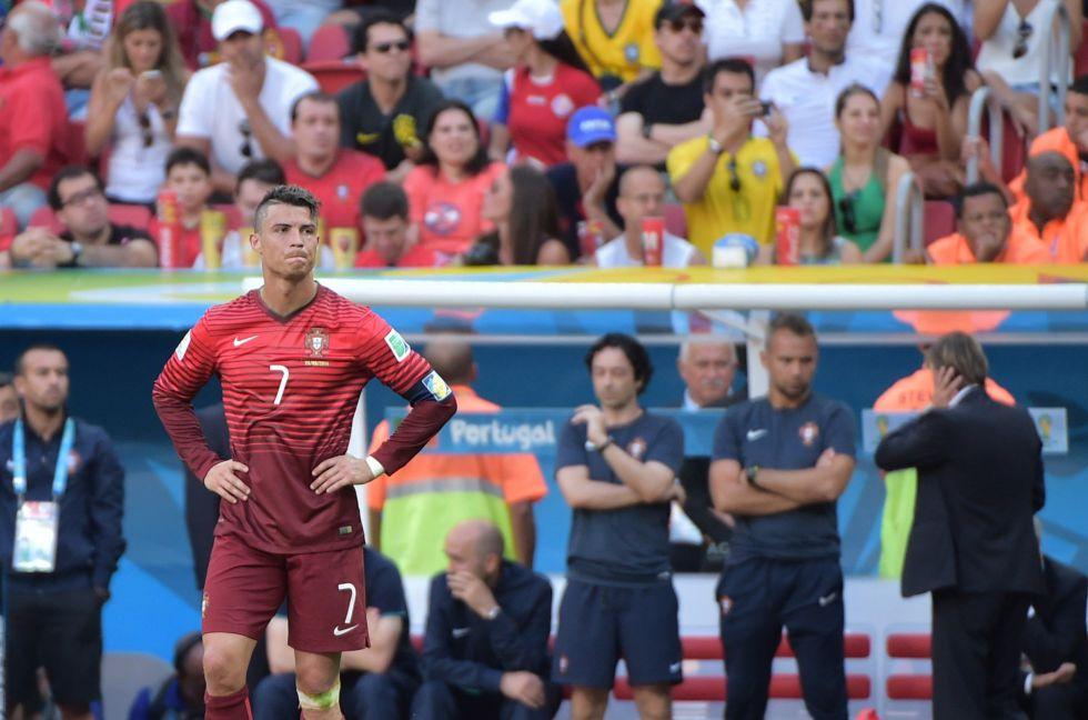 Portugal gana pero se queda fuera de octavos