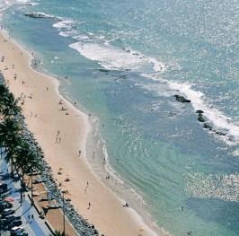 Recife, la belleza de la costa este de Brasil