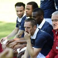 Ribery se pierde el Mundial y deja a Francia tocada