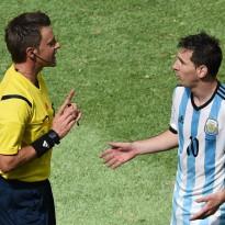 Rizzoli será el árbitro de la gran final