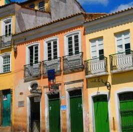 Salvador de Bahía, riqueza cultural a orillas del Atlántico
