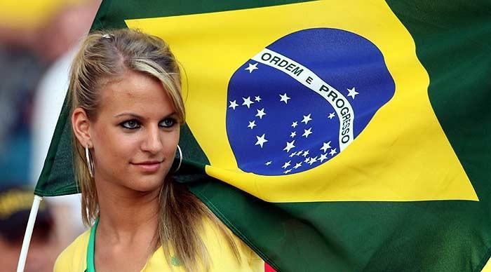 Brasil, la gran favorita