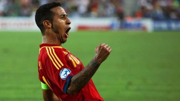 Thiago Alcantara se quedar? sin mundial