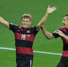 Toni Kroos lidera el ranking FIFA al mejor jugador del torneo